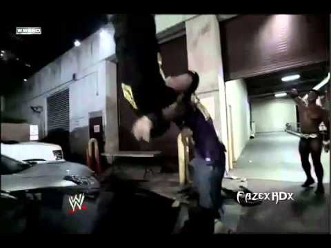 WWE Royal Rumble 2011 • John Cena vs. CM Punk • Promo [HQ]