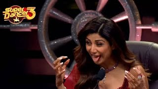 Super Dancer Chapter 3 : Shilpa Shetty Funny Reaction After Rupsa Performance Semi Final Super Five