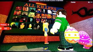 Roblox (Chucky!) Scary Elevator BloxforBlocks Gameplay