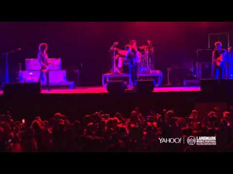 The Strokes 2015 (HD) Barely Legal Live at Landmark Music Festival