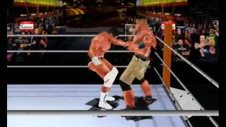 WWE vs TNA Forever-Exclusive Gameplay