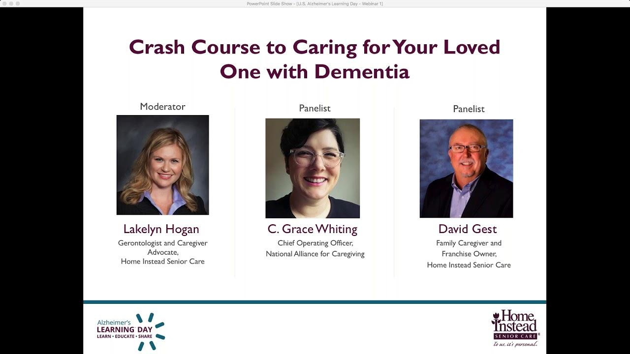 The Spirit of Alzheimer's Learning - Help For Alzheimers
