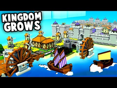 the KINGDOM is BACK and BETTER than EVER! (Kingdoms and Castles)