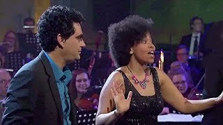 "Download lagu Golda Schultz & Rolando Villazón✦♬ ""Pata Pata"" by Miriam Makeba"