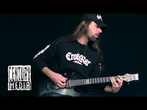 ENTOMBED A.D. - Fit For A King (Guitar Playthrough)