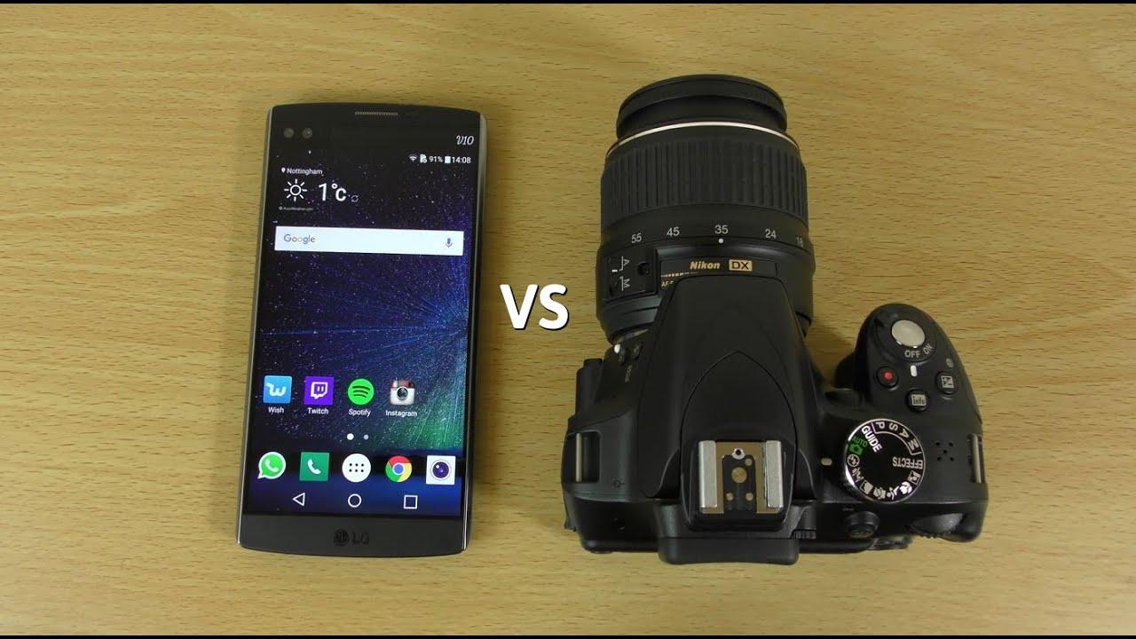 Camera Why Are Dslr Cameras Better lg v10 vs dslr which is better youtube better