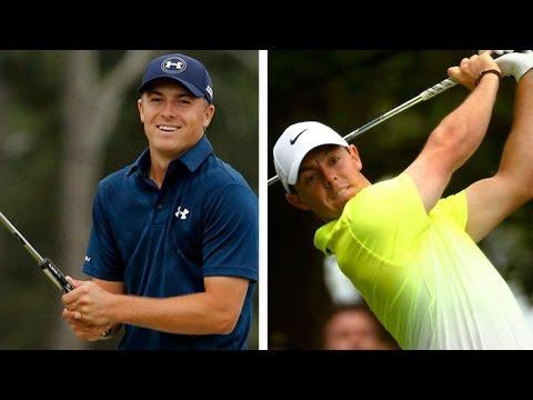 Rory Mcilroy PGA Tour 15, Jordan Spieth vs Rory Mcilroy! Match play