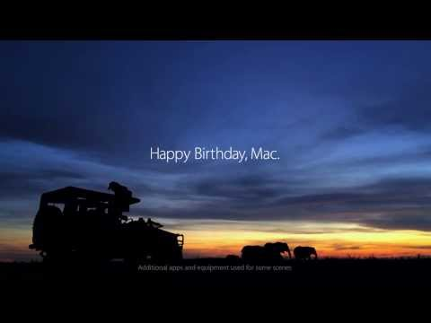 Apple's 30th Birthday anniversary Ad: Shot Entirely on Iphone!