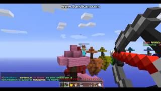 Mi Primera Vez En Minecraft SkyWars _Compu Nueva