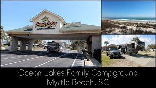 Ocean Lakes Family Campġround Myrtle Beach SC