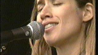 Heather Nova   Pinkpop 1995   Interview plus Live