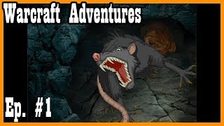 Thrall's escape from captivity! WCA #1 [Warcraft Adventures: Lord of the Clans Let's Play]