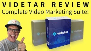 Videtar Review and Bonuses - 🚫 🔥DON'T GET WITHOUT THIS 👇🏼🚫
