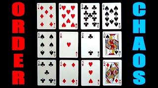 Order & Chaos ~ INTERACTIVE Magic Card Trick Thumbnail