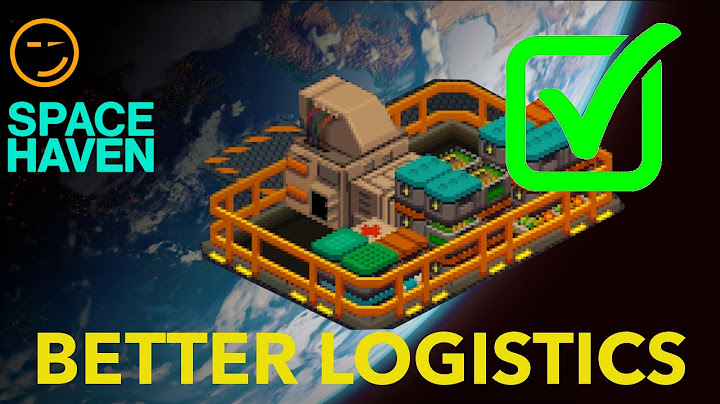 space haven how to optimize logistics for botany lets play ep 03 gameplay tutorial