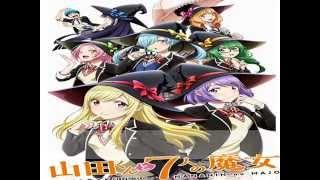 Yamada kun to 7 nin no Majo Ending Theme FULL ver.『Candy Magic』