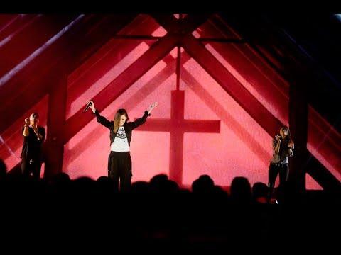 CityWorship: Jesus I Live To Sing // Sun Ho @ City Harvest Church