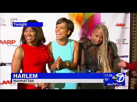 ABC7NY's Sade Baderinwa Receives Cafe Mocha Radio Award