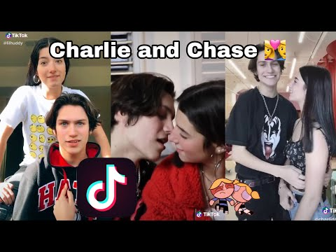 Charlie D'Amelio and Chase Hudson LilHuddy TikTok Compilation || Bestie Tingz 👩❤️👨