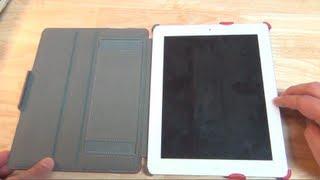 Protector para el nuevo iPad porter de la empresa Skech