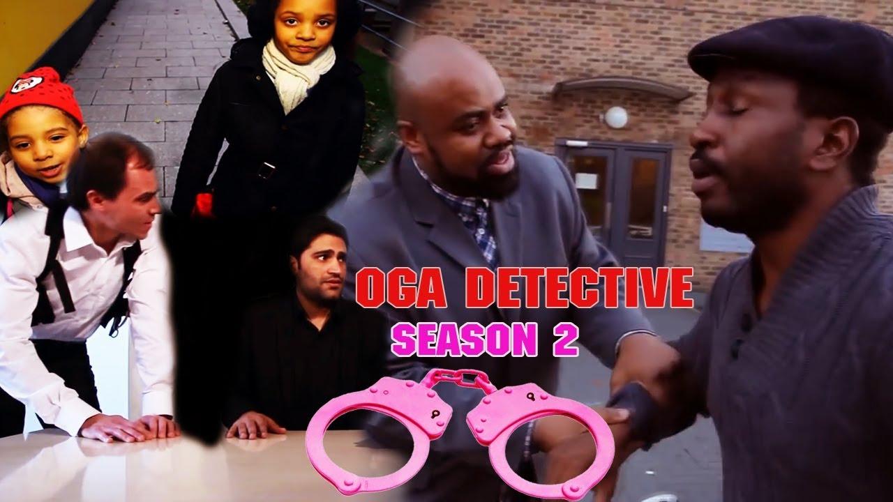 Download Oga Detective Season 2- 2020 Movies Latest Nigerian Nollywood Movie