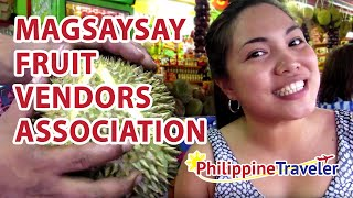 Where can you find the best durian in Davao City? Find out here!