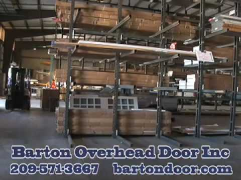 Charmant Barton Overhead Door Inc, Modesto, CA