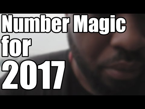 Numerology of 2017 and The Winter Soldier