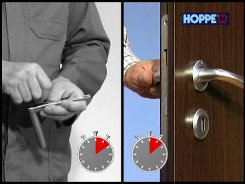 Быстрая установка дверных