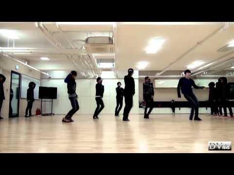 Boyfriend - Janus (dance practice) DVhd