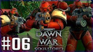 Прохождение Warhammer 40,000 Soulstorm [Часть 6] Царь Горы