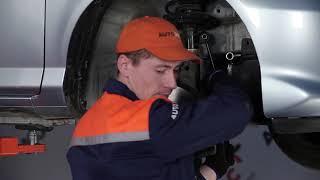 Montage Filtre d'Habitacle HONDA JAZZ II (GD) : vidéo gratuit