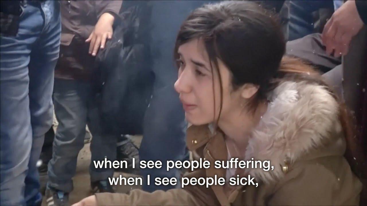 0f00571057b0 Nadia Murad - Human Rights Activist - YouTube