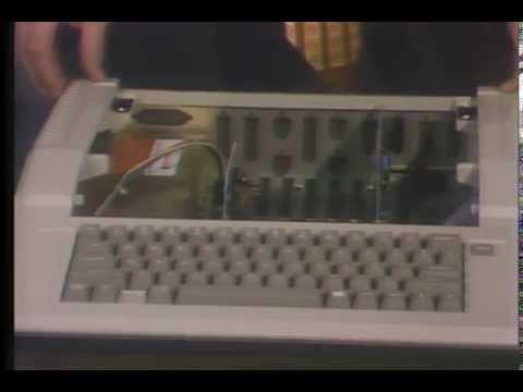Apple Information Center - Apple Laserdisc from 1983