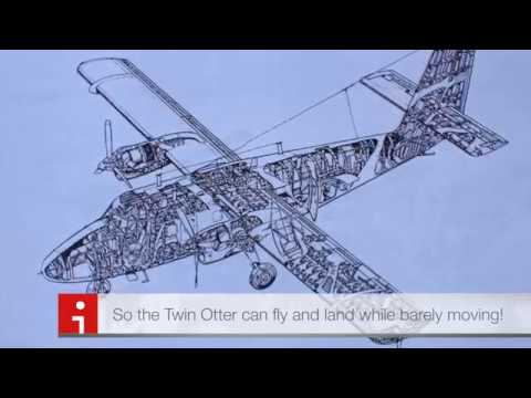 Twin Otter STOL Wing Design