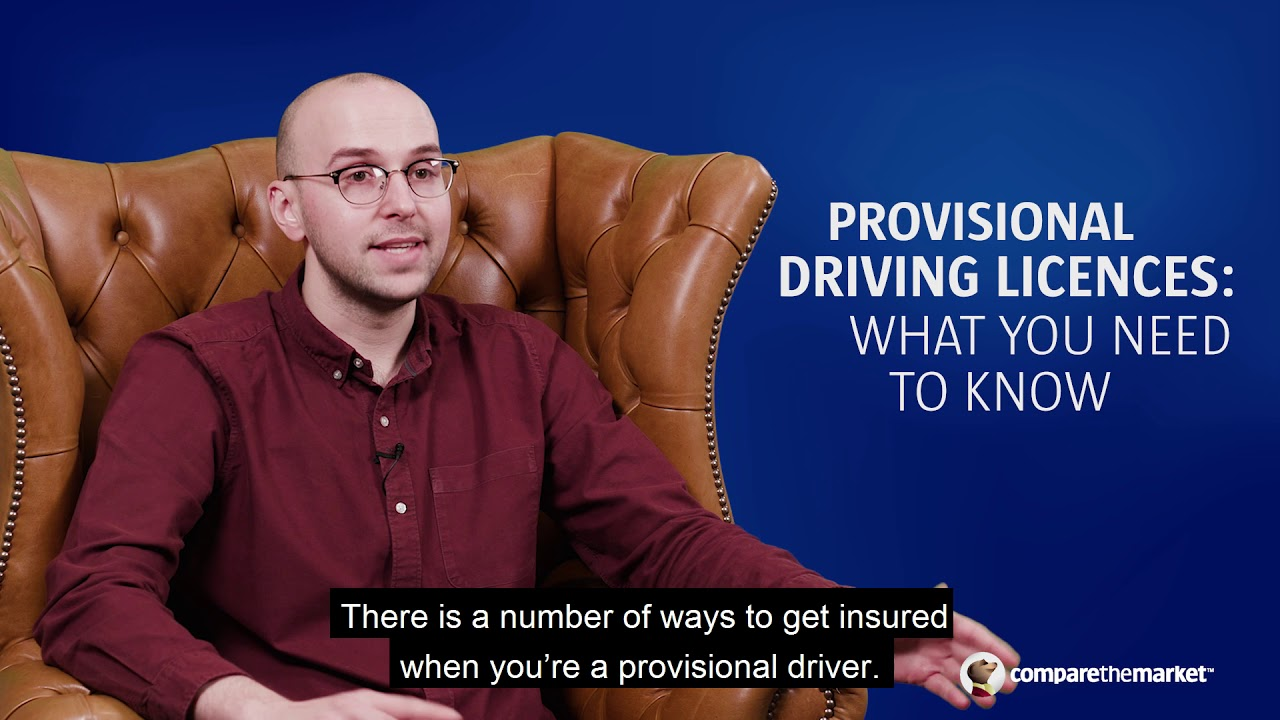 What is the provisional driving licence | Compare the Market