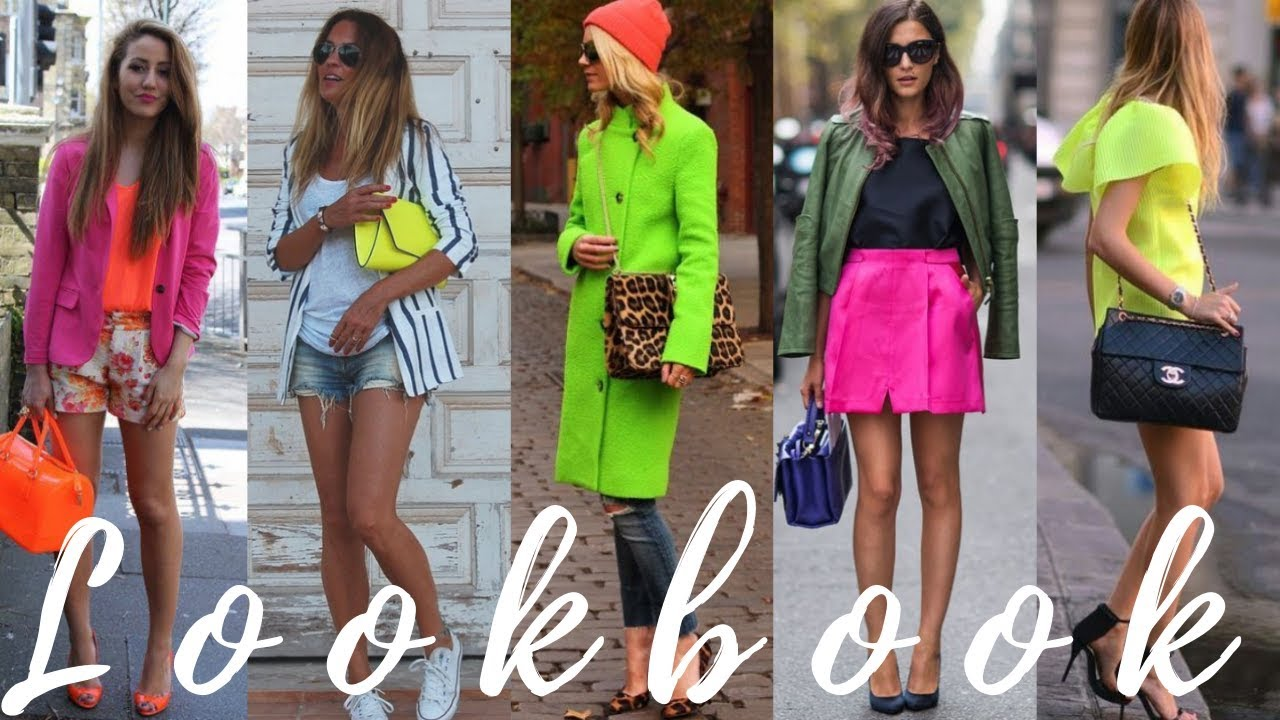 [VIDEO] - 2019 Spring and Summer Fashion Trends - Neon Hues 8