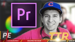 How to Remove Color Out of a Video (Adobe Premiere CC 2017)