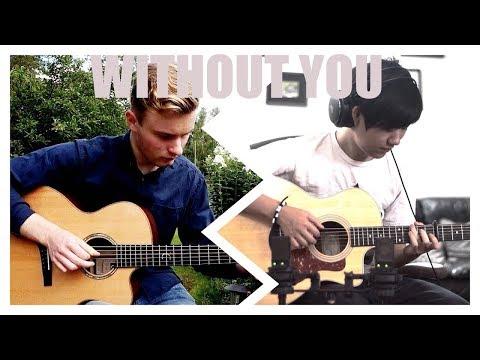 Avicii - Without You (Mattias Krantz & Harry Cho) Fingerstyle Guitar Cover