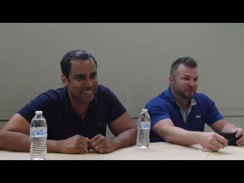 VR Troopers Reunion Panel