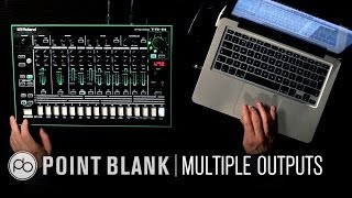 Using Multiple Outputs with the Roland TR-8