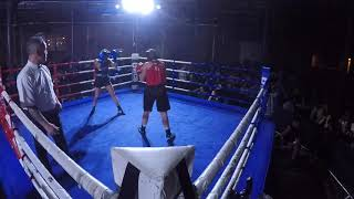 Ultra White Collar Boxing | Derby Ring 1 | Hollie The Hit Woman VS Embell The Brave