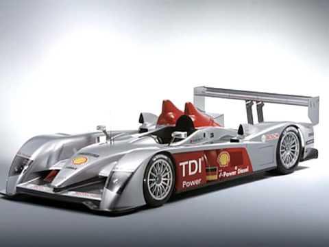 Audi R8 V12 TDi Dakar Cancelled - Fast Lane Daily - 04Jan08