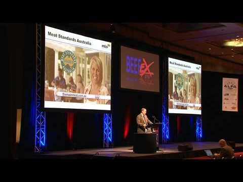 Scott Hansen (MLA) BeefEx Interview