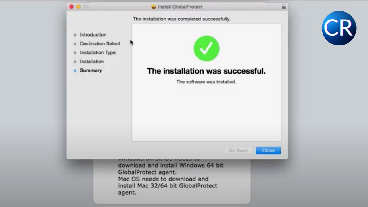 How to Install a Palo Alto VPN Client on a Mac: CrossRealms Your Moment of  Tech Video Tutorial