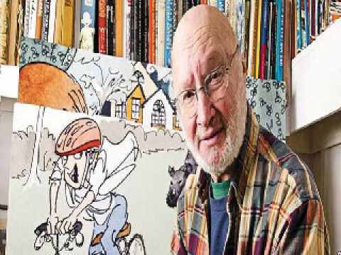 Dave's Gone By Interview (5/27/17): JULES FEIFFER