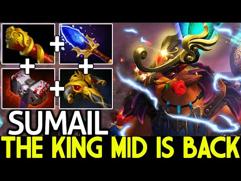 SUMAIL [Pangolier] The King Mid is Back Annoying Swashbuckle Dota 2