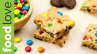 ПЕЧЕНЬЕ С ШОКОЛАДОМ. Вкусные рецепты для детей. M&m's, орео | Десерт | FoodLove