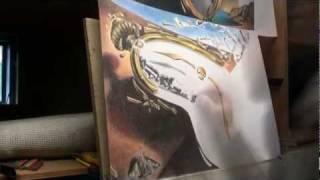 Time Lapse Painting - Salvador Dali Replica