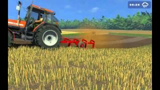 Landwirtschafts Simulator 2009 Podorywka,Bronowanie